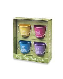 Toy Box Egg Cup Pails