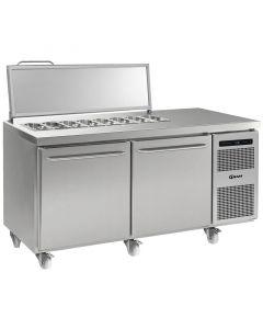 Gram Gastro 08 Refrigerated Counter K 1808 CSG SL DL DR C2 U