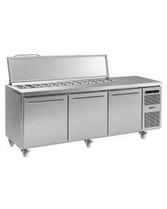 Gram Gastro 08 Refrigerated Counter K 2408 CSG SL DL DL DR C2 U