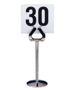 Number Stand 8 inch