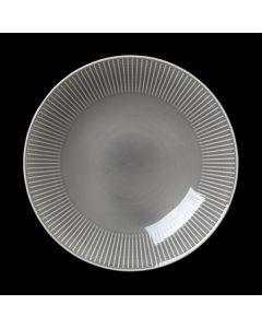 "Steelite Willow Gourmet Deep Coupe Bowl 11"" Mist"