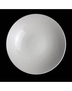 """Steelite Willow Gourmet Deep Coupe Bowl 11"""" White"""