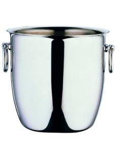 Elia Deluxe Steel Ice Bucket