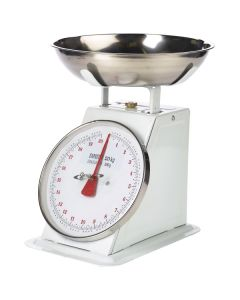 Genware Analogue Scales 20kg Graduated in 50g