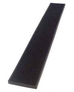 Bar Rail Mat - Black