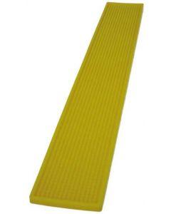 Bar Rail Mat - Yellow