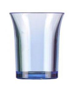 Coloured Polystyrene Shot Glasses