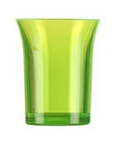 Green Polystyrene Shot Glass 25ml