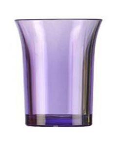 Purple Polystyrene Shot Glass 25ml