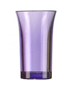 Purple Polystyrene Shot Glass 50ml
