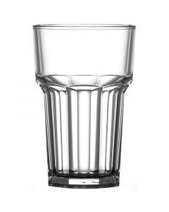 Remedy Polycarbonate Half Pint Glass 10oz CE