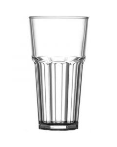 """Remedy Polycarbonate Pint Glass 20oz CE """"Nucleated"""""""