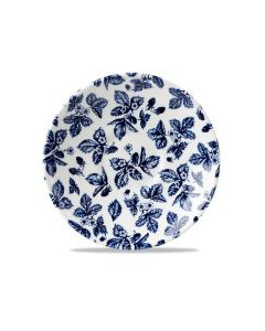 "Blue Bramble Georgian Saucer 5.5"""