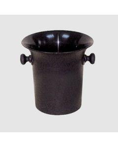 Black Acrylic Wine Bucket