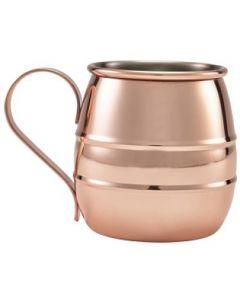 Copper Barrel Mug 17.5oz