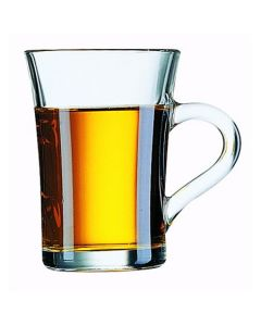 Bock Clear Tea Mug 8oz