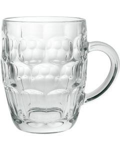 Britannia Dimpled Beer Mugs