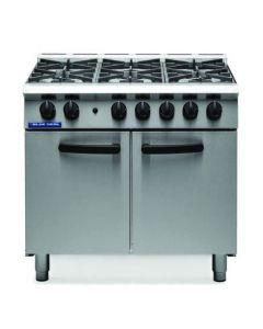 Blue Seal G750-6 6 Burner Oven
