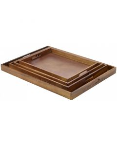 Butler Trays - Natural