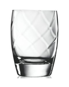 Canaletto Crystal Whisky Glasses