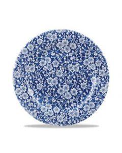 "Prague Victorian Calico Plate 8.25"""