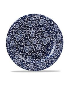 """Willow Victorian Calico Plate 10.8"""""""