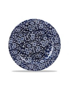 """Willow Victorian Calico Plate 8.25"""""""