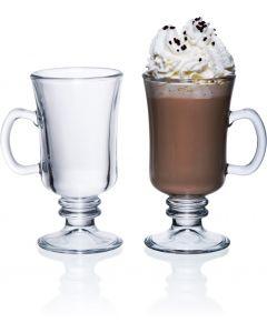 Genware Irish Coffee Glass 23cl / 8oz