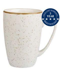 Churchill Stonecast Mug 12oz Barley White