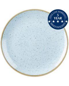 "Churchill Stonecast Plate 8.6"" Duck Egg Blue"