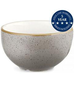 Churchill Stonecast Sugar Bowl Peppercorn Grey