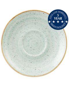 Churchill Stonecast Saucer 4.5 Duck Egg Blue