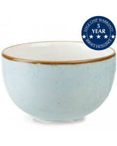 Churchill Stonecast Sugar Bowl 8oz Duck Egg Blue