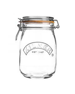 Kilner Clip Top Preserve Jar 1L