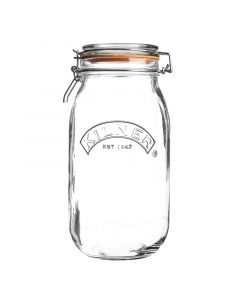 Kilner Clip Top Preserve Jar 2L