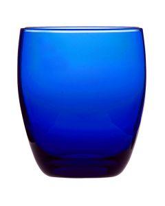 Cobalt Blue Whisky Glasses
