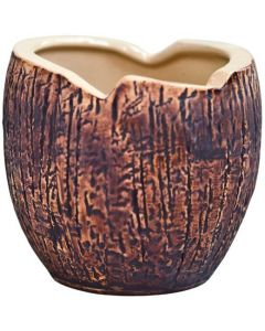 Coconut Tiki Mugs