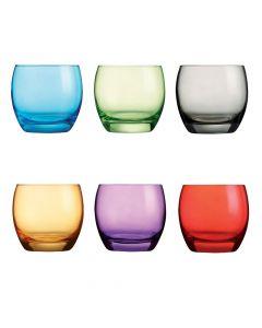 Colour Studio Whisky Glasses