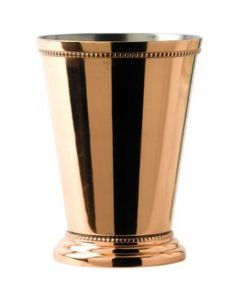 Copper Julep Cup with Nickel Lining 12.75oz