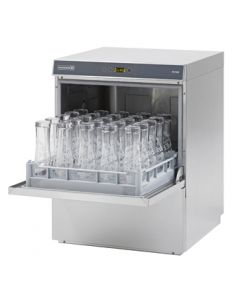 Maidaid D515WS Glasswasher With Water Softner & Drain Pump