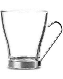 Debora Glass Coffee Cups