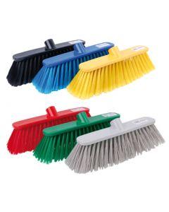 Deluxe Broom Heads Stiff