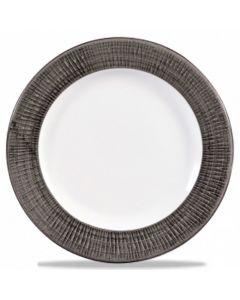 "Churchill Bamboo Plate 8.25"" Dusk"