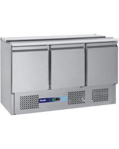 Prodis Compact 3 Door Saladette Counter