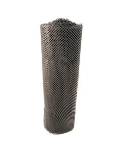 Economy 24 Wide 33ft Roll BLACK