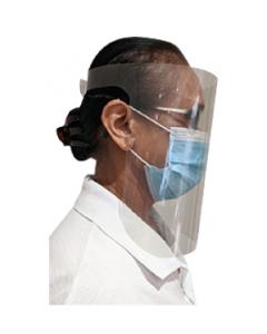 EnviroVisor Plastic Face Visor