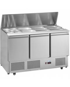 Interlevin Gastronorm Saladette Counter ESA1365