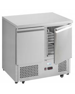 Interlevin Gastronorm Counter Fridge ESL900
