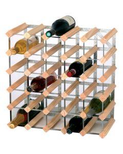 30 Bottle Rack (520 x 520 x 230mm)