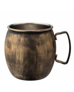 Vintage Copper Mug 21.75oz